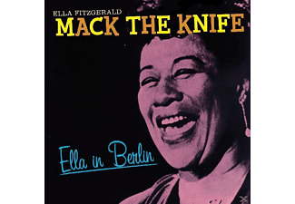 Ella Fitzgerald - Ella In Berlin: Mack The Knife - (CD)