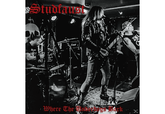 Studfaust - Where The Underdogs Bark - (Maxi Single CD)