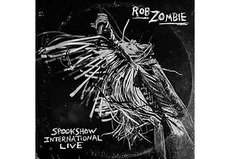 Rob Zombie - Spookshow International Live (CD)