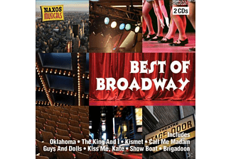 VARIOUS - Best Of Broadway - (CD)
