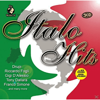 VARIOUS - ITALO HITS [CD]