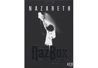 Nazareth - The Naz Box (4cd) - (CD)