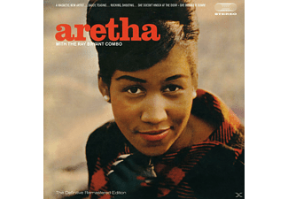 Aretha Franklin - Aretha With The Ray Bryant Com - (CD)