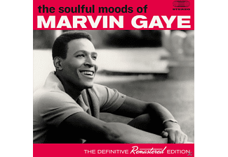 Marvin Gaye - The Soulful Moods Of Marvin Gaye - (CD)