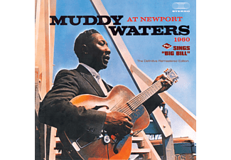 "Muddy Waters - At Newport 1960 + Sings ""Big Bill"" - (CD)"