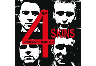The 4-skins - Singles & Rarities - (Vinyl)