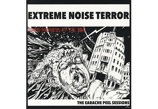 Extreme Noise Terror - The Earache Peel Sessions - (Vinyl)