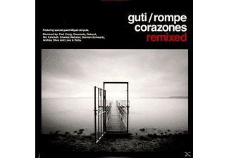 Guti - Rompecorazones Remixed [CD]
