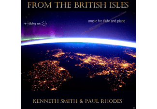 Kenneth Smith, Paul Rhodes - From The British Isles [CD]