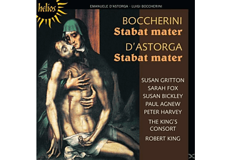 Robert King, Choir Of The King's Consort - Stabat Mater Op.61 - (CD)