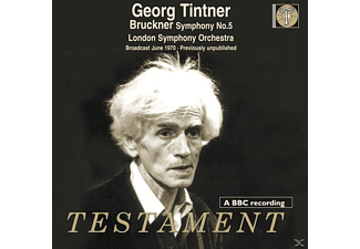 London Symphony Orchestra, Georg Tintner - Sinfonie 5 [CD]