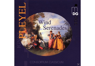 VARIOUS - Wind Serenades - (CD)
