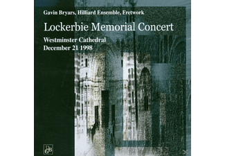 VARIOUS - Lockerbie Memorial Concert - (CD)