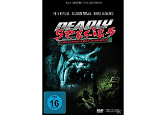 Deadly Species - (DVD)