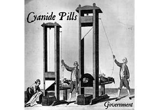 Cyanide Pills - Government/ Hit It - (Vinyl)
