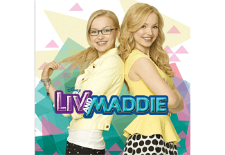 Jordan Fisher, Dove Cameron - Liv And Maddie (Music From The Tv Series) - (CD)