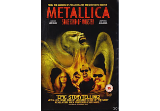 Metallica: Some Kind of Monster - (DVD)