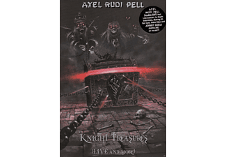 Axel Rudi Pell - Knight Treasures (Live And More) [DVD]