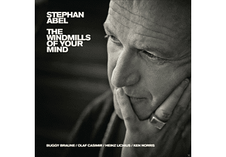 Stephan Abel - The Windmills Of Your Mind - (LP + Download)