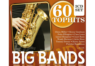 VARIOUS - 60 Top-Hits Big Bands - (CD)