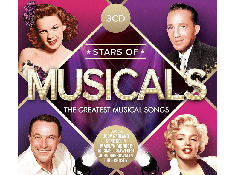 VARIOUS - Stars Of Musicals [CD]