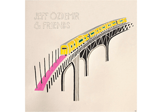 VARIOUS - Jeff Özdemir & Friends - (LP + Download)