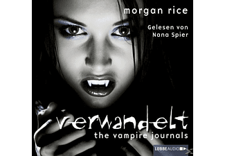 The Vampire Journals - Teil 1: Verwandelt - 2 CD - Science Fiction/Fantasy