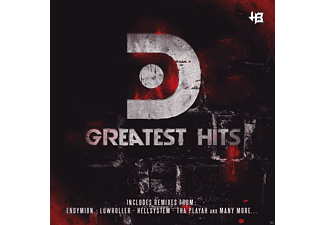 Dj D' - Greatest Hits - (CD)