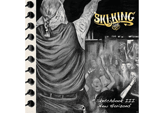 Ski King - Sketchbook Iii:New Horizons [CD]