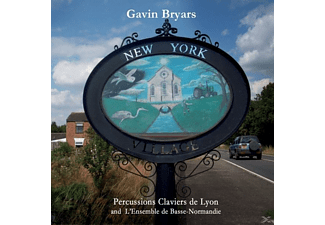 Percuassions Claviers & L'ensemble Basse-normandie - New York - (CD)