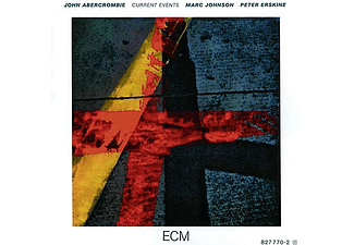 John Abercrombie - Current Events (CD)