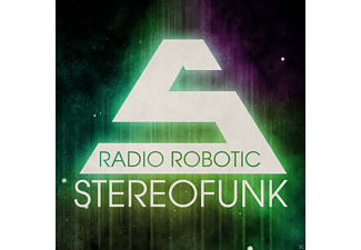 Stereofunk - Radio Robotic - (CD)