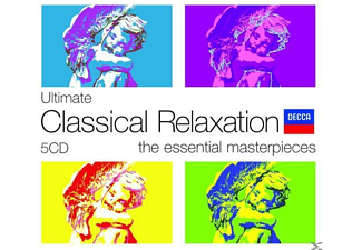 VARIOUS - Ultimate Classical Relaxation - (CD)