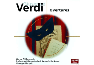 Wpo - Famous Overtures - (CD)