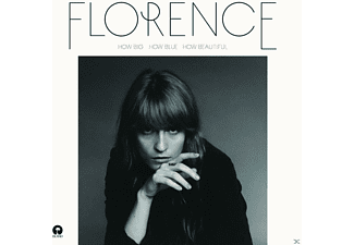 Florence & The Machine - How Big, How Blue, How Beautiful (Vinyl LP (nagylemez))