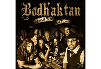 Bodh'aktan;Various - Against Winds And Tides - (CD)