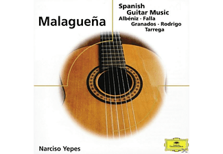 Narciso Yepes - Best of Spanish Guitar - (CD)