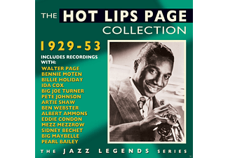 "Oran ""hot Lips"" Page - The Hot Lips Page Collection 1929-1953 - (CD)"
