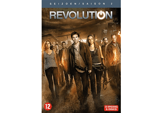 Revolution Seizoen 2 TV-serie