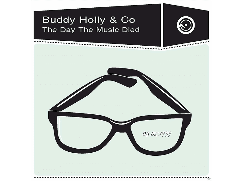 Buddy Holly - The Day The Music Died [CD]