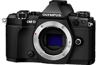 OLYMPUS OM-D E-M5 Mark II Body Systemkamera 16.1 Megapixel  , 7.6 cm Display   Touchscreen, WLAN