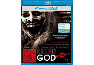 Killer God - (3D Blu-ray)