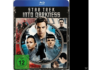 Star Trek Into Darkness (Action Line - Novobox) - (Blu-ray)