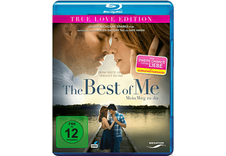 The Best of me - Mein Weg zu dir - (Blu-ray)