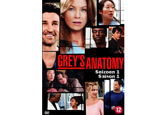 Grey's Anatomy Saison 1 Série TV