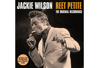 Jackie Wilson - Reet Petite - The Original Recordings - (CD)