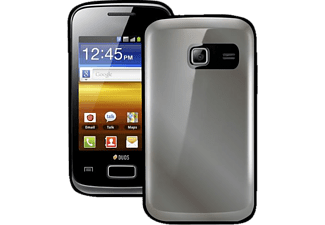 PURO Clear cover zwart (SGS6102CLEARBLK)