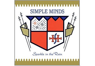 Simple Minds - Sparkle In The Rain (Blu-Ray Audio) - (Blu-ray Audio)