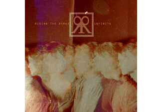 Riding The Scree - Infinite - (CD)