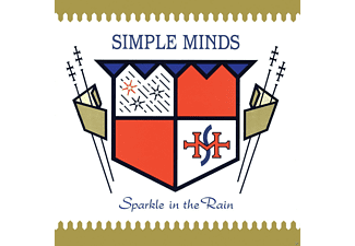 Simple Minds - Sparkle in the rain (Remastered) CD